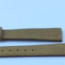 Movado Leder Armband Leather Bracelet Für Dornschliesse 18mm