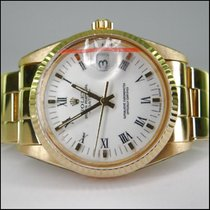 Rolex Oyster Perpetual Date 18Kt Gold Ref. 15038