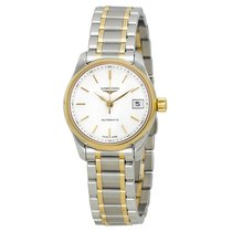 Longines Master Automatic White Dial Ladies Watch L21285127