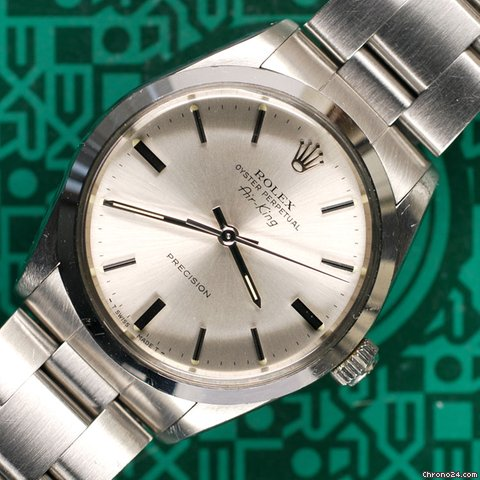 Rolex AIRKING 5500 OYSTER BAND 1988