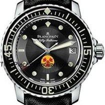 Blancpain Fifty Fathoms 5015b-1130-52a