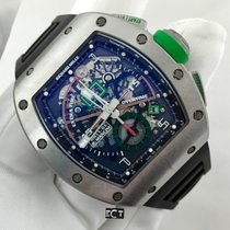 Richard Mille RM 11-01 Titanium Roberto Mancini Limited Edition