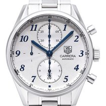 TAG Heuer Carrera Calibre 16 Heritage Chronograph CAS2111.BA0730