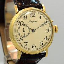 Breguet Pocket Watch Conversion To Wrist Watch circa 1920's