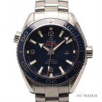 Omega オメガ (Omega) - Seamaster Planet Ocean Co-Axial 37.5 MM(NEW)