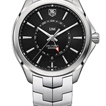TAG Heuer LINK CALIBRE 7 GMT AUTOMATIC WATCH