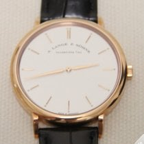 A. Lange & Söhne Saxonia Thin Manual Wind Pink Gold - 211.032