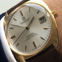 Omega Constellation Automatic Solid Gold 14 carat 14ct Automatik