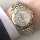 Rolex Daytona 116523 Mother Of Pearl And Diamond Dial