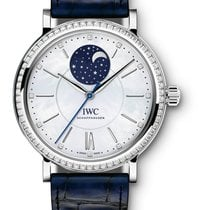 IWC Unisex IW459001 Portofino Moonphase 37 Watch