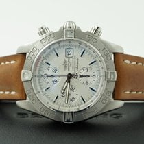 Breitling Galactic Chronograph II Steel 44 mm (Full Set 2015)