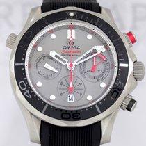 Omega Seamaster Regatta Chronograph Titan ETNZ Top Sportswatch...