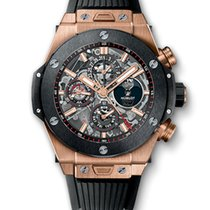 Hublot Big Bang Unico Perpetual Calendar King Gold Ceramic 45 mm