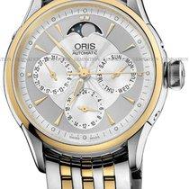 豪利时 (Oris) Artelier Complication 581.7606.43.51.MB