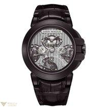 Harry Winston Ocean Triple Retrograde Zalium Men's Watch