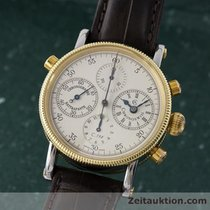 Chronoswiss Pathos Chronograph Rattrapante Stahl / Gold Ch7322
