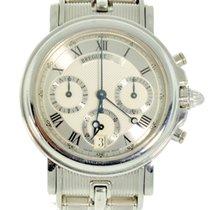 Breguet Marine Chronograph Platinum 3460PT/12/P90