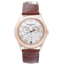 Patek Philippe Annular Calendar 18k Rose Gold Men's Watch...