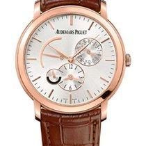 Audemars Piguet Jules Audemars Dual Time 18K Pink Gold...