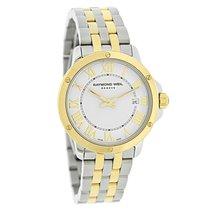 Raymond Weil Tango Ladies Two Tone Swiss Quartz Watch 5391-STP...