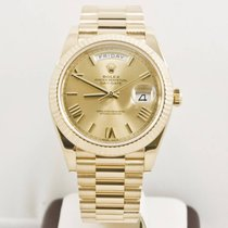 Rolex Day-Date 228238 18k Gold 40mm President Box & Papers...