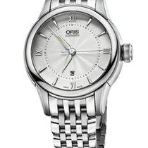 Oris Artelier Date 31 Steel Bracelet