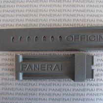 Panerai Rubber strap bracelet 24 mm 24/22 BA 125/75 for tang...