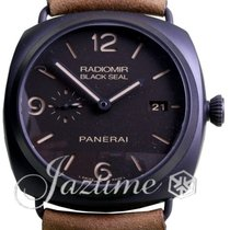Panerai Pam 505 Radiomir Composite Black Seal Automatic 3 Day...