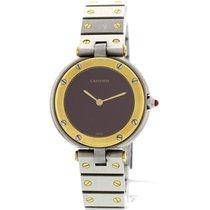 Cartier Ladies Carier Santos de Cartier Stainless Steel Watch