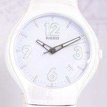 Rado Diastar 40mm Ceramic white Bracelet High Tech B+P