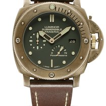 Panerai LIMITED LUMINOR SUBMERSIBLE 1950 3 DAYS POWER RESERVE...