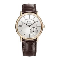 Piaget [NEW] Altiplano Silver Dial 18K Rose Gold Diamond