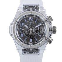 Hublot Big Bang Unico Sapphire Men's Chronograph Watch...