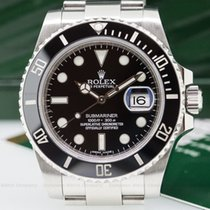 Rolex 116610LN Submariner Ceramic SS / SS (24825)