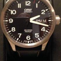 Oris Big Crown Day Date Pilot Watch SALE