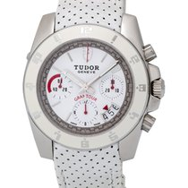 Tudor Grantour Chronograph Automatic Men's Watch – 20350W