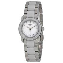 Tissot T-Trend White Ceramic Ladies Watch T0642102201100