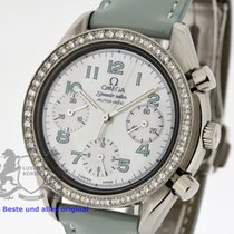 Omega Speedmaster Automatic Diamond Bezel MoP Dial Ref. 275.0032