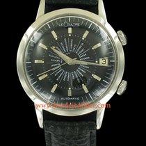 Jaeger-LeCoultre Memovox World Time Vintage