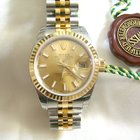 Rolex Lady Datejust 179173, Steel & Yellow gold, New