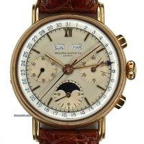 Record watch Geneve Chrono Volkalender Vintage