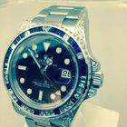 Rolex GMT MASTER II CERAMIC SAPHIRE AND DIAMONDS