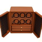 Scatola del Tempo 6RT-SP-C  Automatic Watch Winder