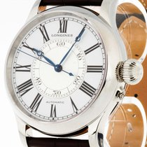 Longines Heritage Weems Second-Setting Ref. L2.713.4.11.0