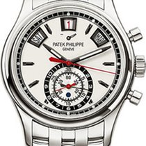 Patek Philippe Watches: 5960/1A-001 Complications Annual Cal