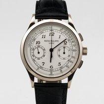 Patek Philippe Chronograph White Gold
