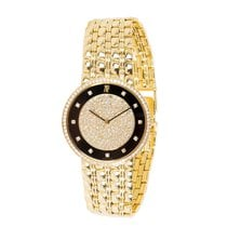 Audemars Piguet VINTAGE 1980s  18K YELLOW GOLD & DIAMOND...