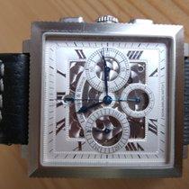 Lindburgh + Benson Squarematic Automatic Chronograph