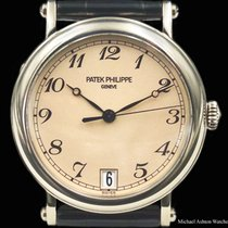 Patek Philippe Ref# 5053 White Gold, Officer's Campaign