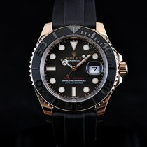 Rolex Yachtmaster Everose Rose Gold 40MM